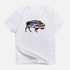 Cute Bison Infant T-Shirt
