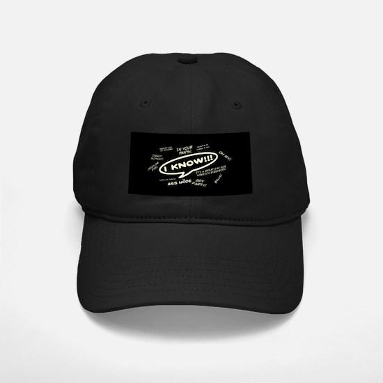 Fergisms Baseball Hat