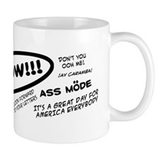 Fergisms Small Mug