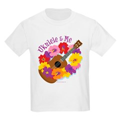 Ukulele and me T-Shirt