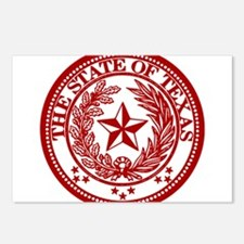 Unique Lone star Postcards (Package of 8)