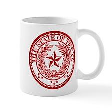 Cute Red texas seal Mug