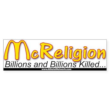 McReligion