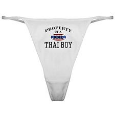Property of a Thai Boy Classic Thong