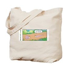 Tightly Wound Tote Bag