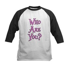 Who Are You? Alice in Wonderland Tee