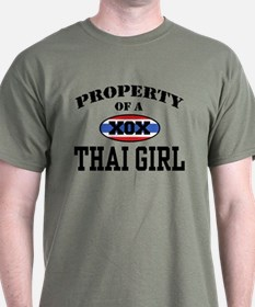 Property of a Thai Girl T-Shirt