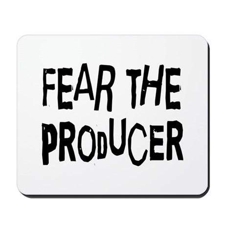 Producer Mousepad