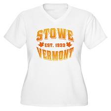 Stowe Old Style Autumn Sunrise T-Shirt
