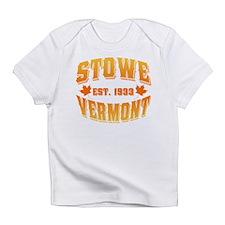 Stowe Old Style Autumn Sunrise Infant T-Shirt