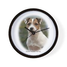 Parson Russell Terrier Wall Clock