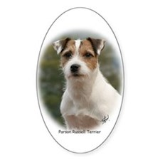 Parson Russell Terrier Decal