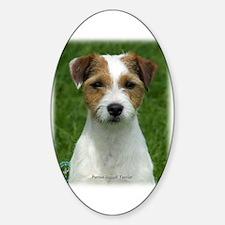 Parson Russell Terrier 9R046D-024 Sticker (Oval)
