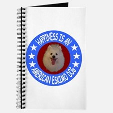 American Eskimo Dog Journal