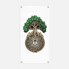 Ouroboros Tree Banner