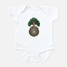 Ouroboros Tree Infant Bodysuit