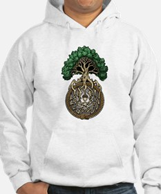 Ouroboros Tree Jumper Hoody