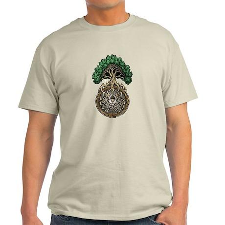 Ouroboros Tree Light T-Shirt