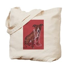 Pretty Pittie Tote Bag