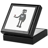 Robot Keepsake Boxes