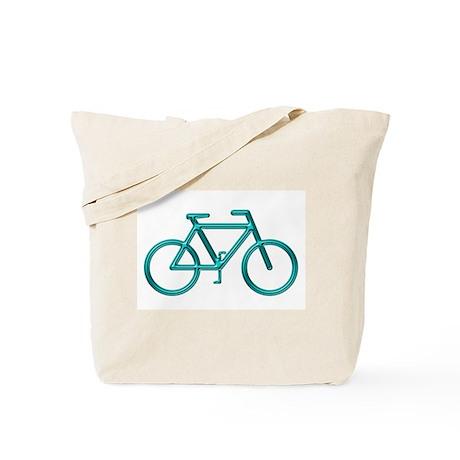 """""""Aqua Bike"""" Tote Bag"""