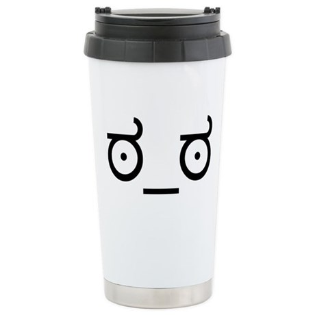 Disapproval Stainless Steel Travel Mug