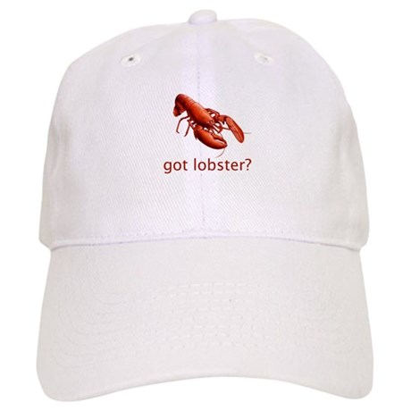 got lobster? Cap