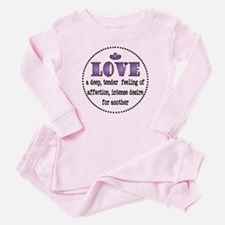 Steak & B.J. Day Infant Bodysuit