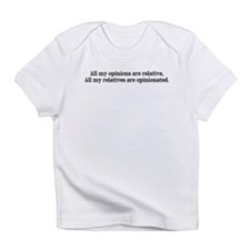 New Humor Shirts Infant T-Shirt