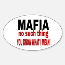 MAFIA Decal