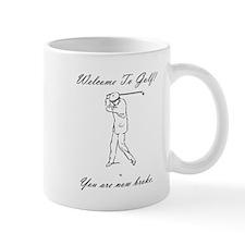Golf Broke! Mug