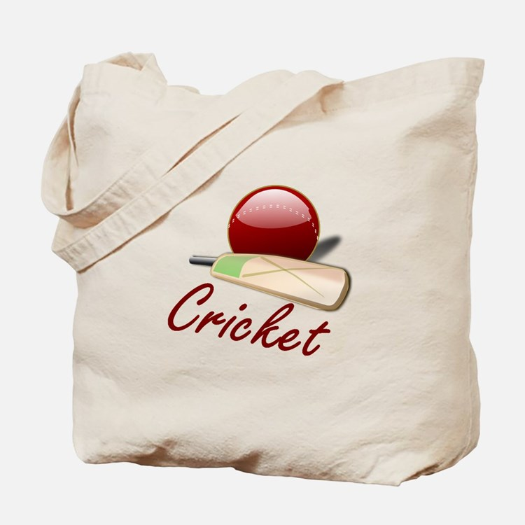Cricket! Tote Bag