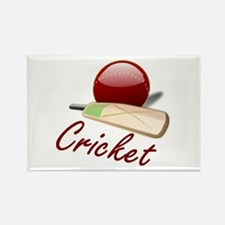 Cricket! Rectangle Magnet