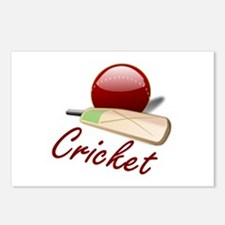 Cricket! Postcards (Package of 8)