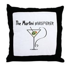 Party Drinks Throw Pillow