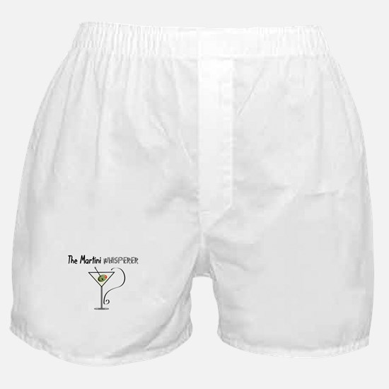 Party Drinks Boxer Shorts