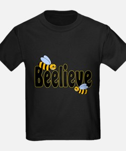 Beelieve in Black T