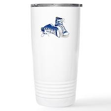 Unique Blues Travel Mug