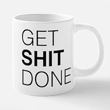 Get Shit Done 20 oz Ceramic Mega Mug