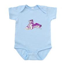Cool Pink Infant Bodysuit