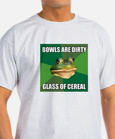 Glass of Cereal T-Shirt