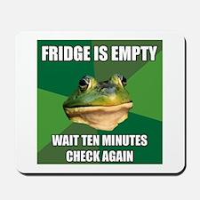 Check Fridge Mousepad
