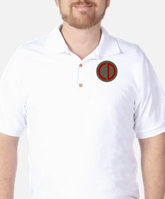 Custer Golf Shirt