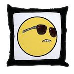 Dat Ass Smiley Throw Pillow