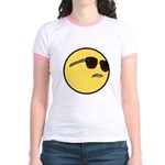 Dat Ass Smiley Jr. Ringer T-Shirt