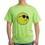 Dat Ass Smiley Green T-Shirt