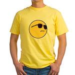 Dat Ass Smiley Yellow T-Shirt