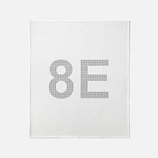 8E Throw Blanket