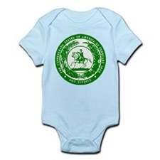 Cool Confederate great seal Infant Bodysuit