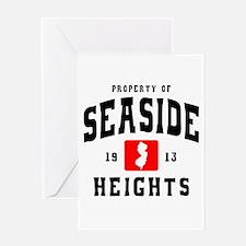 Seaside Heights 1913 Greeting Card